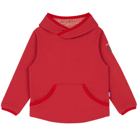 Finkid Kids Pikku Pusero Sweat Hoodie cranberry/red